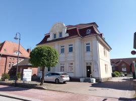 Hotel Garni Villa am Schaalsee, Zarrentin