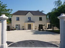 La Soierie, Шатору (рядом с городом Villedieu-sur-Indre)