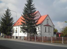 Carrabbas Penzion, Bohumín