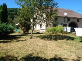 Ferme De La Grange Du Bas, Saint-Bresson (рядом с городом Belmont)