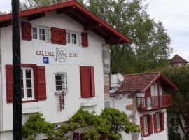Galerie d'art Andy Bleu, Espelette (рядом с городом Суред)