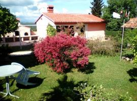 Vacation home Marija, Барбан