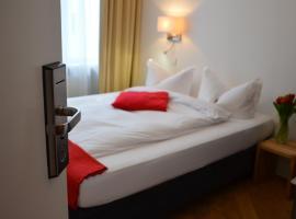 Hotel Alexander beim Kurfürstendamm