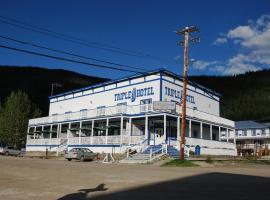 Triple J Hotel, Dawson City