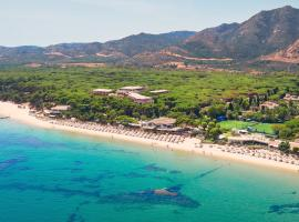 Forte Village Resort - Le Palme, Santa Margherita di Pula (Fort Village yakınında)