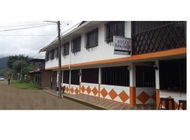 Hotel Bahía Solano, Bahía Solano