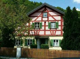 Ferienhaus am Mühlbach, Kinding (Enkering yakınında)