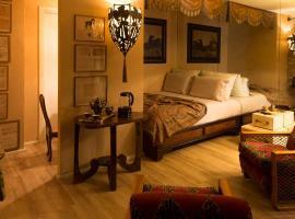 B&B Villa dei Calchi - Suite Room di Charme, San Felice sul Panaro (Finale Emilia yakınında)