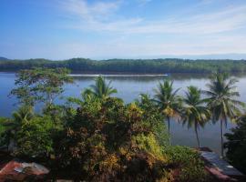 Sierpe River Camp, Sierpe (Isla Violin yakınında)