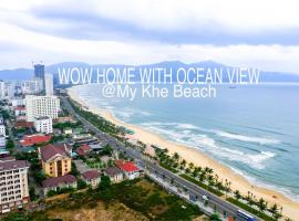 ☆☆☆☆☆ WOW HOME WITH OCEAN VIEW @ MY KHE BEACH