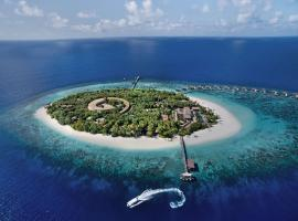 Park Hyatt Maldives Hadahaa, Атолл Гаафу- Алифу
