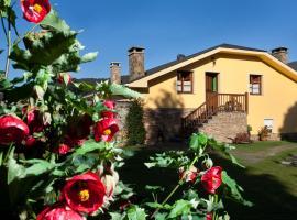 Apartamentos Rurales Casa El Llombo, Andina (Boal yakınında)