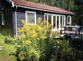 Three-Bedroom Holiday Home in Melby, Melby (Hågendrup yakınında)