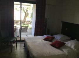 Hotel Le Phoebus Garden