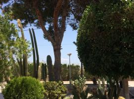 Villa Partida Torrellano Alto