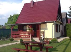 Levendula Ház, Липот (рядом с городом Hédervár)