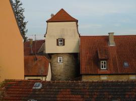 Jocklerturm, Sulzfeld am Main (Kitzingen yakınında)
