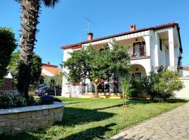 Villa Nina Poreč, Пореч (рядом с городом Antonci)