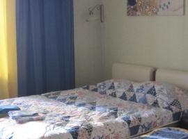 Apartment Mechta na Privokzalnoy 1A
