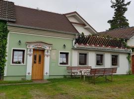 Vinný sklep u Konečků, Mikulčice (Lužice yakınında)