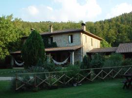 Locanda Delle Noci, Perugia (Monte Vibiano Vecchio yakınında)