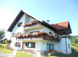 Ferienwohnung Wechtitsch, Einöd (Kitzeck im Sausal yakınında)
