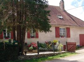 La Griaude, Chougny (рядом с городом Saint-Péreuse)