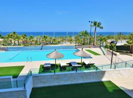Beachfront Luxury Apartments, Arenales del Sol
