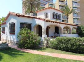 Beachfront Villa – Playa San Juan, Alicante