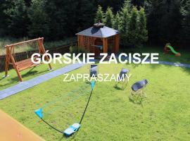 Górskie Zacisze, Завоя