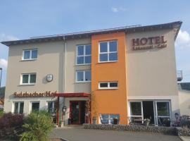 Sulzbacher Hof Hotelbetriebs GmbH, Sulzbach an der Murr (Spiegelberg yakınında)