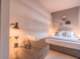 Luxury Patra City Studio