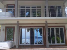 La Digue Luxury Beach Bungalow