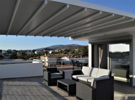 Athens Riviera Loft