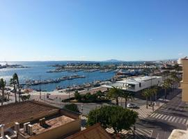 2 bedrooms flat on the beach, City center, ...