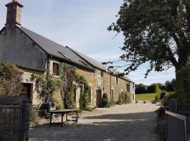La Maison des Druides, Rouperroux (рядом с городом Livaie)
