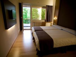 Hotel Jatorrena, Лабастида (рядом с городом Салинильяс-де-Бурадон)