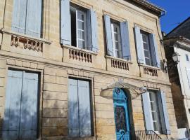 Maison de Maître Elegia, Castillon-la-Bataille