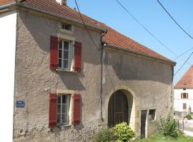 le fleuve, Baulay (рядом с городом Chargey-lès-Port)