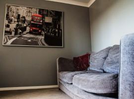 Lovely 2 bedroom apartment, Melton Mowbray (рядом с городом Long Clawson)