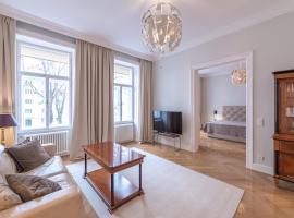 Luxury Apartment in Schegargasse