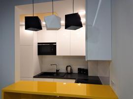 Apartament Exclusive YellowBlack
