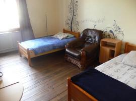 Chambres au centre ville, Longwy