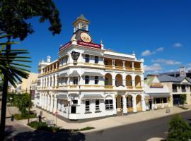 Criterion Hotel Rockhampton