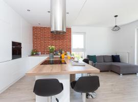 Frey Homes Suite Cztery Oceany Gdańsk Przymorze