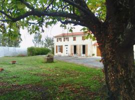 la marjolaine 17, Cabariot (рядом с городом Saint-Coutant-le-Grand)