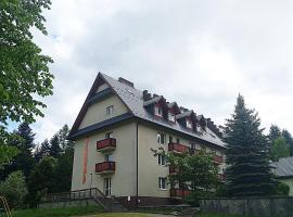 Hotel Harnaś, Корбелюв
