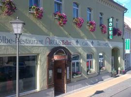 Hotel Arcus, Elsterwerda (Haida yakınında)