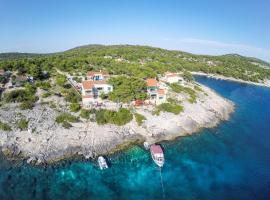 Poseidon Holiday Guesthouse, Žirje