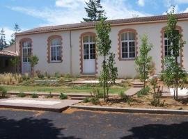 House Les tilleuls 2, Le Poiroux (рядом с городом Grosbreuil)